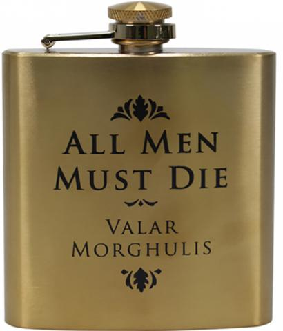 Hip Flask: All Men