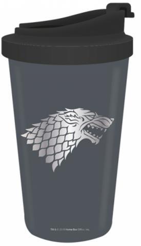 Travel Mug: Stark Winter Is Coming