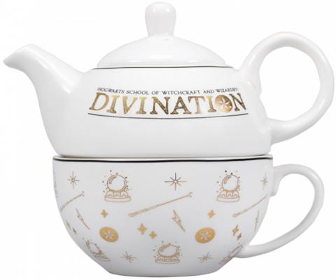 Harry Potter Tea for One Divination