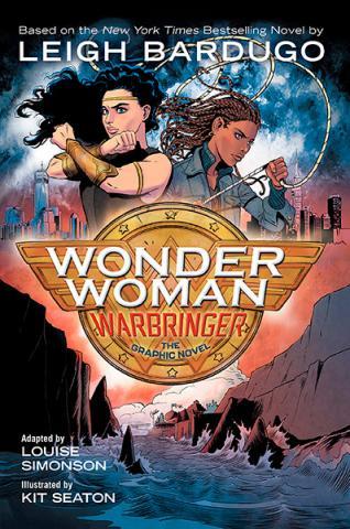Wonder Woman: Warbringer The Graphic Novel