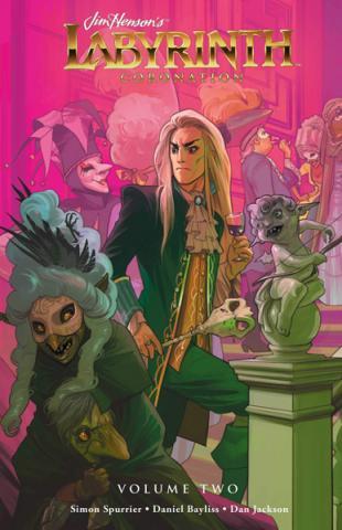 Jim Henson's Labyrinth Coronation Vol 2