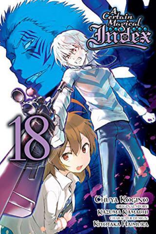 A Certain Magical Index Vol 18