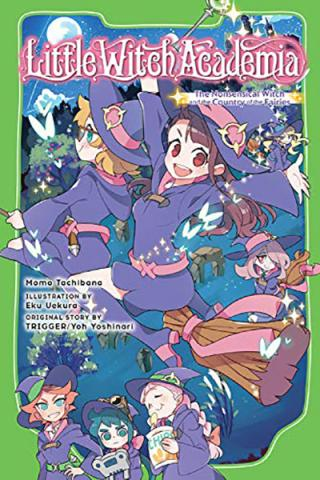 Little Witch Academia Light Novel 1