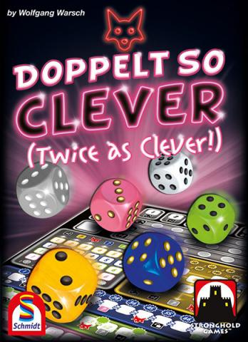Doppelt So Clever/ Twice As Clever