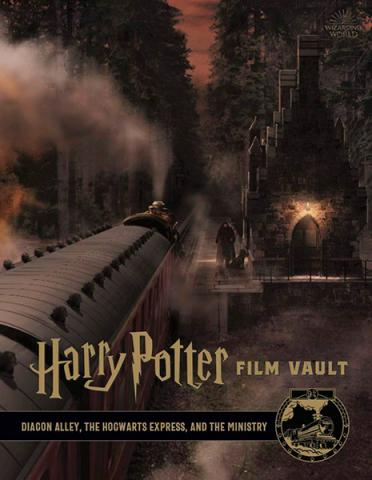 Harry Potter: Diagon Alley, The Hogwarts Express & The Ministry