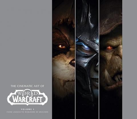 The Cinematic Art of World of Warcraft Vol 1