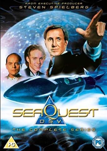 Seaquest DSV, The Complete Series