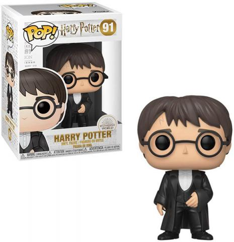 Hary Potter Yule Pop! Vinyl Figure