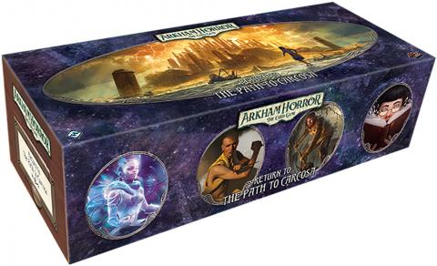 Arkham Horror - Return to the Path to Carcosa