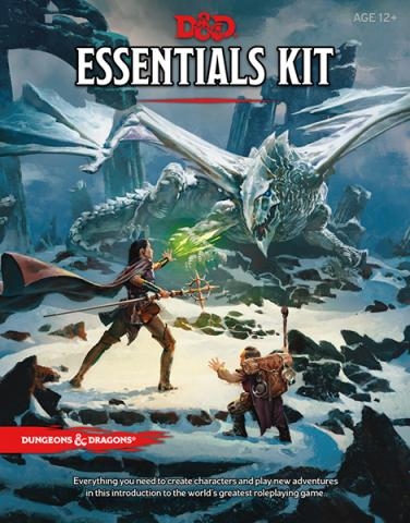 Dungeons & Dragons - Essentials Kit