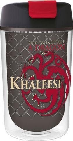 Drinking Cup Tumbler To Go Khaleesi