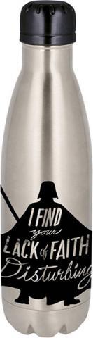 Water Bottle Darth Vader