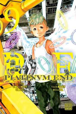 Platinum End Vol 9