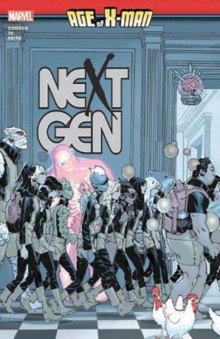 Age of X-Men: Nextgen