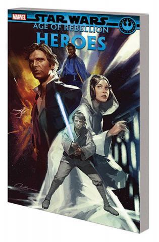 Star Wars: Age of Rebellion - Heroes