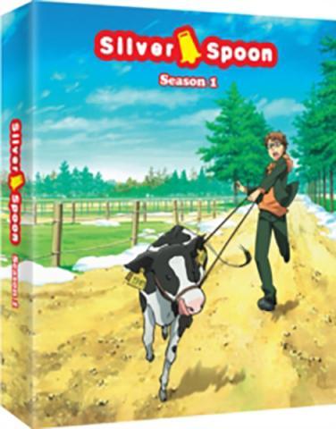 Silver Spoon, Season 1 (Collector's Edition)