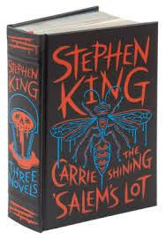 Three Novels: Carrie, The Shining, Salem's Lot