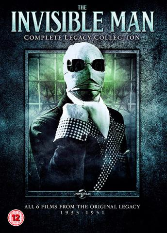The Invisible Man, Complete Legacy Collection