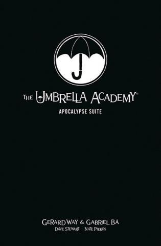The Umbrella Academy Library Edition Vol 1: Apocalypse Suite