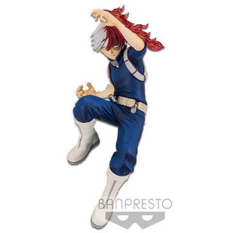 The Amazing Heroes PVC Statue Shoto Todoroki