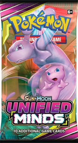 Sun & Moon Unified Minds Booster