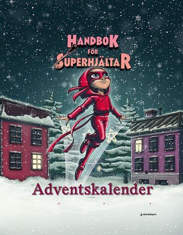 Handbok för Superhjältar - Adventskalender