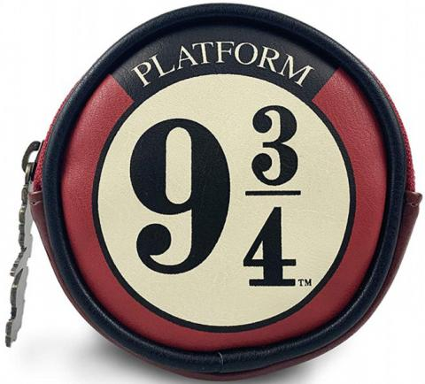 Harry Potter Platform 9 3/4 Coin Purse