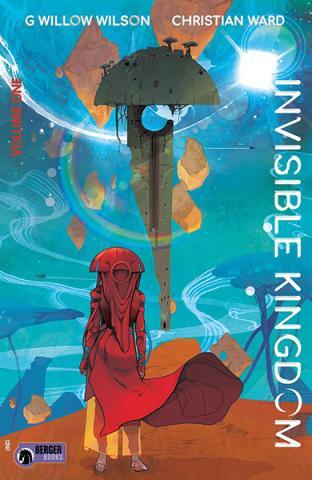 Invisible Kingdom Vol 1