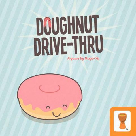 Doughnut Drive-Thru Second Edition