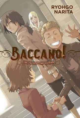 Baccano Light Novel 11