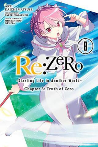 Re: Zero Chapter 3: Truth of Zero Part 8