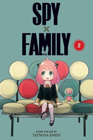 Spy X Family Vol 2