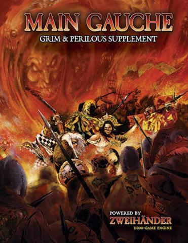 ZWEIHÄNDER: MAIN GAUCHE Grim & Perilous Supplement