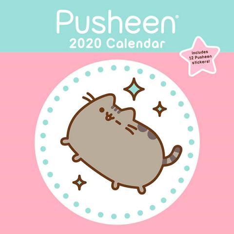Pusheen the Cat 2020 Calendar