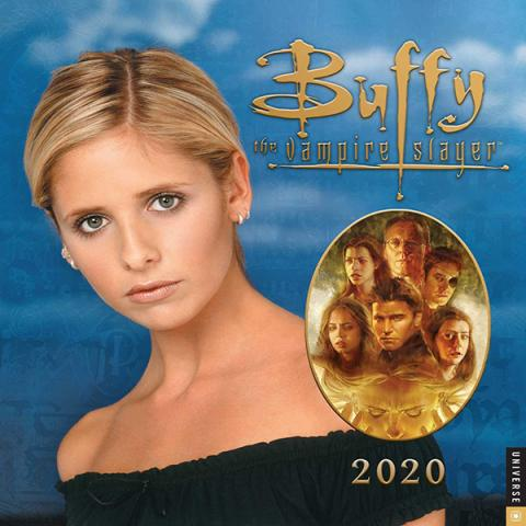 Buffy The Vampire Slayer 2020 Wall Calendar
