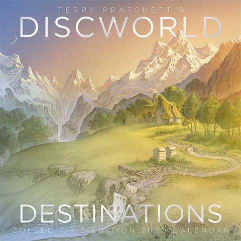Discworld Collector's Edition 2020 Calendar