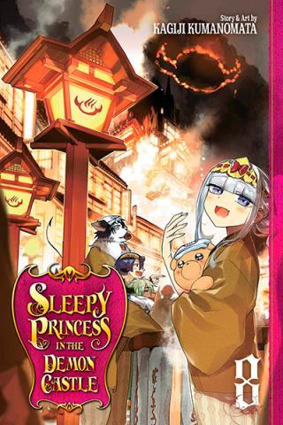 Sleepy Princess in the Demon Castle Vol 8