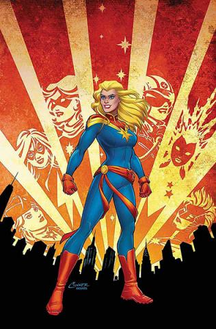 Captain Marvel Vol 1: Re-Entry