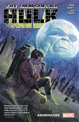 Immortal Hulk Vol 4: Abomination