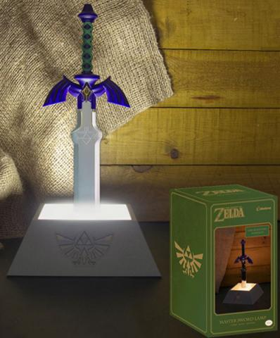 Twilight Princess Master Sword Light Lamp