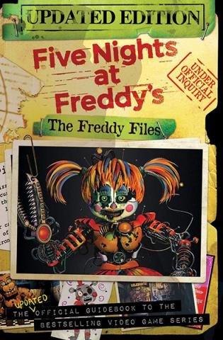 The Freddy Files: The Offical Guidebook