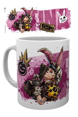 Borderlands 3 Mug Tiny Tina