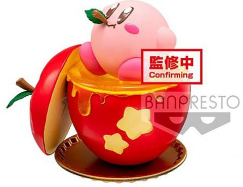 Kirby Q Paldoce Collection Vol. 1 Mini Figure Apple
