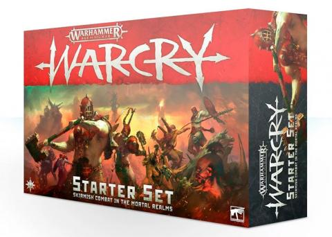 Warcry Starter Box