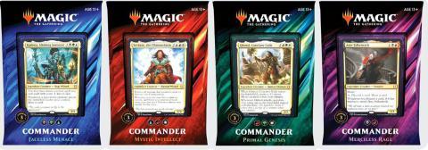 Magic Commander Deck 2019