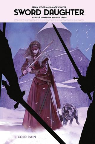 Sword Daughter Vol 3: Elsbeth of the Island