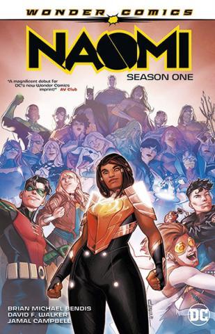 Naomi Season One