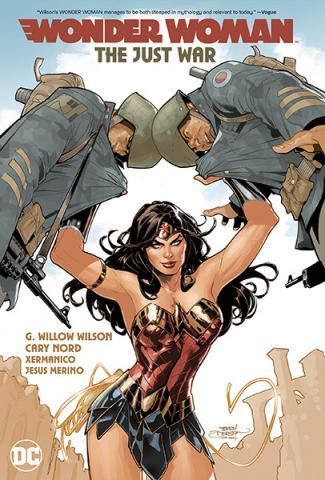 Wonder Woman Vol 1: The Just War