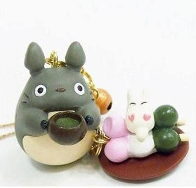 My Neighbor Totoro Japanese Sweet Series Strap Dango