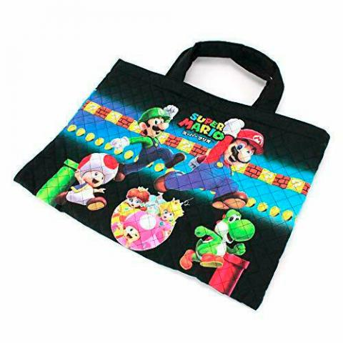 Super Mario Quilted Lesson Bag